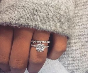 ring, accessories, and wedding ring image