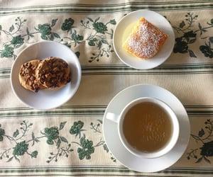 breakfast, cake, and Cookies image