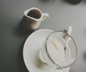 coffee, ice cream, and fernweh image