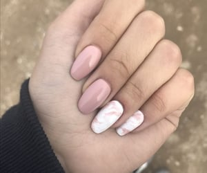 nails, tumblr, and manucure image