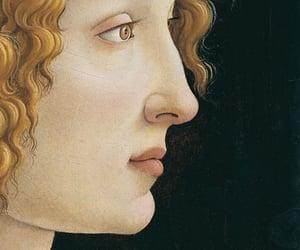 art, renaissance, and woman image