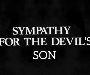 Devil, sympathy, and quotes image