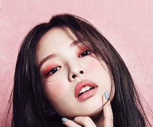 idol, kpop, and jennie image