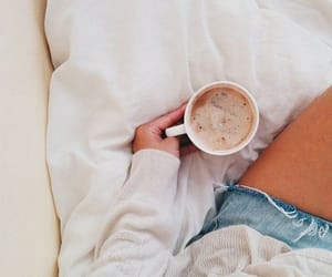 bed, black, and breakfast image