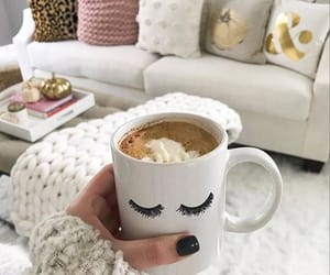 coffee, cup, and home image