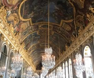 chateau de versailles and france image