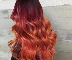 fallen hair color image