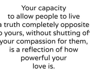 reflection, your capacity, and live a truth image