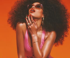 accessories, Afro, and fashion image
