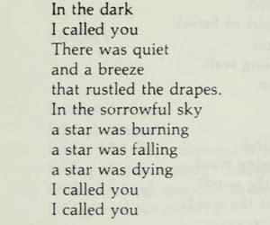 in the dark, heart words, and forough farrokhzad image