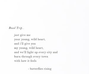 heart, poem, and poetry image