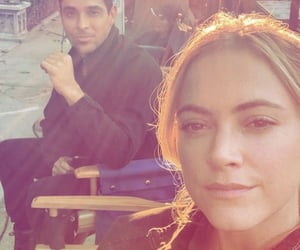 ncis, emily wickersham, and ellie bishop image