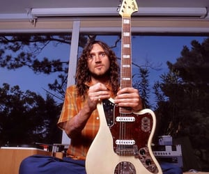 John Frusciante, red hot chilli peppers, and rhcp image