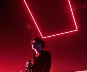 lights, the 1975, and music image