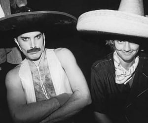 band, friendship, and roger taylor image
