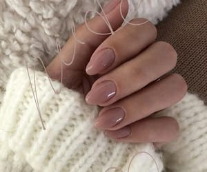 girly, long, and nail art image