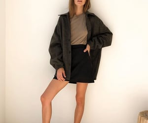 blogger, clothes, and model image