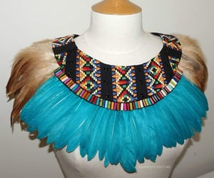etsy, collar necklace, and collarnecklace image