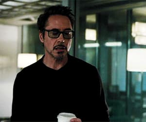 Avengers, marvelfamily, and coffee image