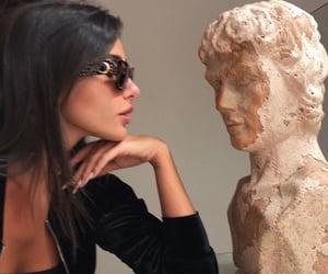 art, girl, and beauty image