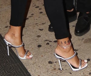 rihanna, shoes, and theme image