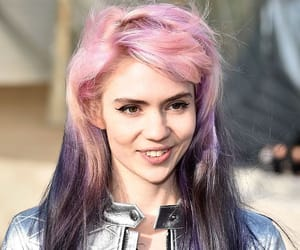 grimes, singer, and claire boucher image