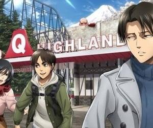 anime, theme, and armin image