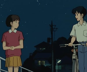 studio ghibli and whisper of the heart image
