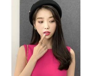 iu and leejieun image