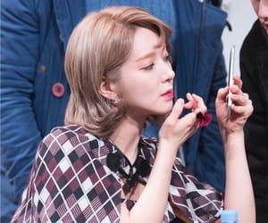 girl, korean, and pastel image