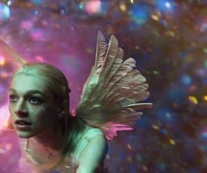 euphoria, Jules, and angel image