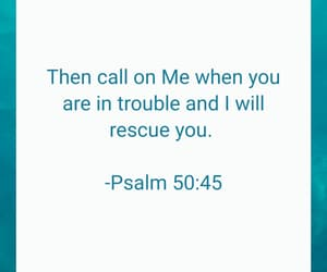 call, god, and rescue image