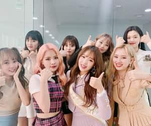 girl group, k-pop, and rina image