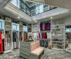 closet, home, and dream closet image