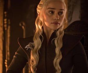 mother of dragons, daenerys targaryen, and khaleesi image