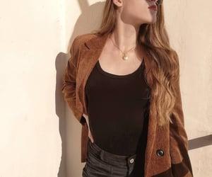 art, style, and blazer image
