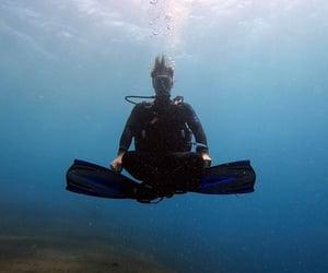 bali, l'océan, and diving image
