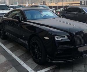 black, cars, and luxury image