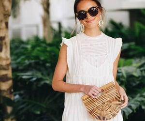dress, fashion, and ootd image