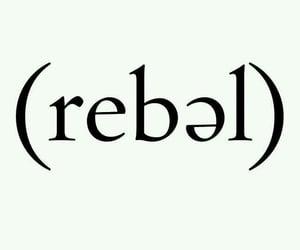 girl, rebel, and pretty image