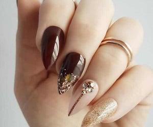 nail art, uñas decoradas, and nails image