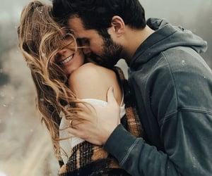 couple, romance, and romantic image