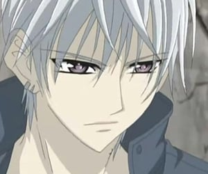 anime, vampire knight, and boy image