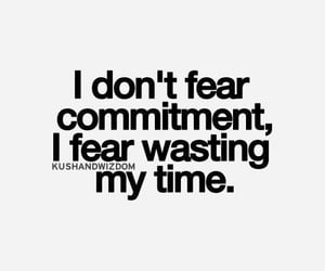 but, fear, and time image