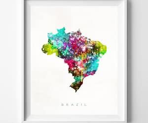 art print, florida, and baby gift image