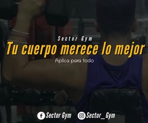 fit, entrenar, and fitness image