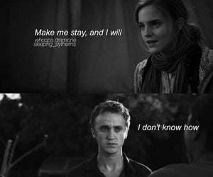 couple, hermione granger, and love image
