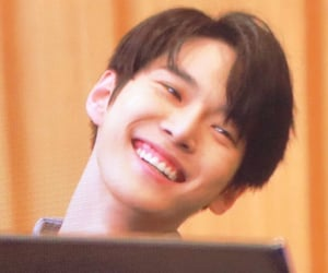 smiley, doyoung, and neo culture technology image
