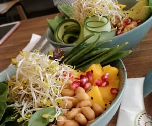 bowl, colourful, and fresh image