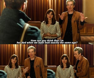 doctor, doctor who, and twelve image